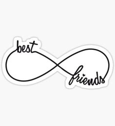 Best friends forever with infinity sign, never ending friendship, design for couple t-shirts, bff shirt, Cute Best Friend Drawings, Best Friend Sketches, Friends Sketch, Bff Drawings, Drawings Of Friends, Bff Tattoos, Best Friend Tattoos, Hp Tattoo, Tattoo Small