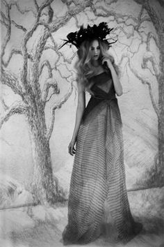 Dark Forest | Gabi | Koty 2 #photography | Design Scene