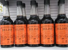 Henderson's Relish, hailing from Sheffield
