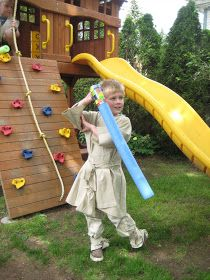haven't you always wanted a monkey?: Star Wars Birthday- the crafts and costumes