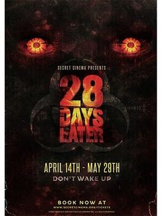 Win tickets to Secret Cinema: 28 Days Later