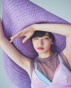 Nana Komatsu for Bis June issue S Girls, Cute Girls, Nana Komatsu, Japonese Girl, Kawaii Cosplay, Japanese Models, Beauty Photos, Japan Fashion, Girl Poses