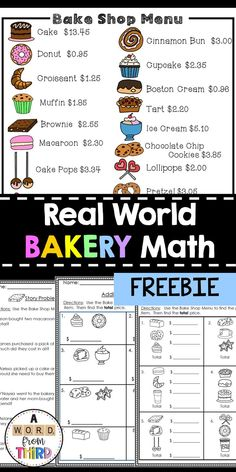 This resource is exactly what you are looking for! This is a great bundle that I use in my classroom to teach real world addition and subtraction of money! It includes a fun and colorful Life Skills Lessons, Math Skills, Math Lessons, Second Grade Math, 4th Grade Math, Third Grade, Grade 2, Special Education Classroom, Math Classroom
