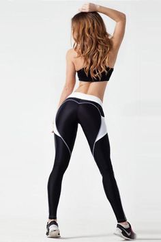 Fit Pocket Leggings- Hurry this deal won't last much longer! These leggings are perfect for any occasion whether it's fitness, yoga, lounging around or simply accenting your beautiful curves! Plus with a pocket you have.... #ad #leggings #shareasale #activewear