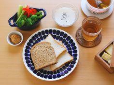 朝ごはん , breakfast