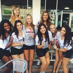 Alpha Gamma Delta at Arizona State University #AlphaGammaDelta #AlphaGam #sorority #ASU