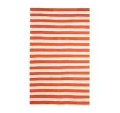 persimmon striped rug - I'd love this if it ever came back in stock.  I should have purchased before it was featured in Real Simple!