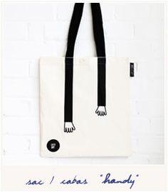 Handy tote bag