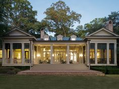 This porch says WELCOME.  Historical-concepts-architecture-coastal-shingle-style