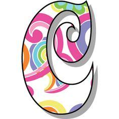 Buchstabe - Letter C