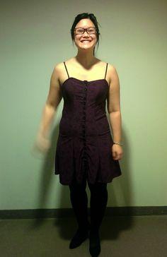 Sophie Bach: Dark purple for winter?