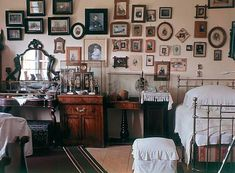 Leo Tolstoy's House Museum at Yasnaya Polyasa. The Room of Tolstoy's Wife Sophie Andreevni Tolstoy. Small Corner, Space Place, Framed Wall Art, Decoration, Home Furniture, Sweet Home, Gallery Wall, Russian Literature, Inspiration