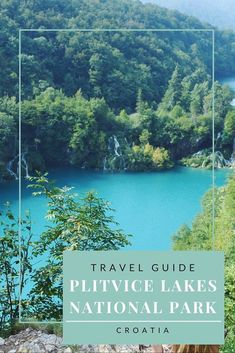 Travel Guide to Plitvice Lakes National Park in Croatia. World Travel Guide, Travel Guides, Plitvice Lakes National Park, Going Away, World Traveler, Wonders Of The World, Croatia, National Parks, Wanderlust