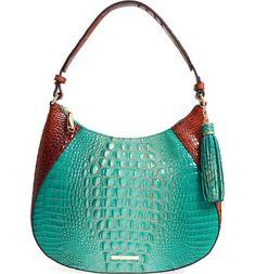 Main Image - Brahmin Amira Leather Shoulder Bag