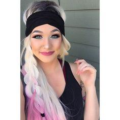 "WEBSTA @ zendeya_zee - Saturday vibes ✌"" @powderroomd #strawberrymilkshake | @iikonn #jealous #lashes | @anastasiabeverlyhills #browwiz #ebony | @toofaced #lipstick | @covergirl #staylastfoundation | @tartecosmetics #highlight | @katvondbeauty #kvdlook #inkliner | @morphebrushes #morphe35p #morphebrushes #morpheblushpalette | @sephora #tealeyeshawdow | #undiscovered_muas #wakeupandmakeup #makeup #mua #kansascity #hair #ombrehair #braid #longhair #pinkhair #fiercesociety #hudabeauty…"