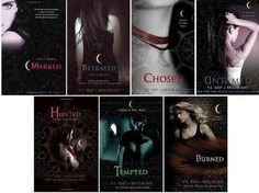 The House of Night Series, it was ok series not great , but this is my own opinion, don't let it push u away