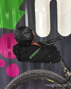 Cluster - Miss Grape Bikepacking Bags, Bicycles, Trunks, People, Fashion, Drift Wood, Moda, Fashion Styles, Tree Trunks