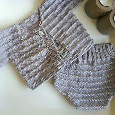 Instagram media by babyandpoint - Preparando conjuntos nuevos! ! #babyandpoint #knitting #pasionporelpunto