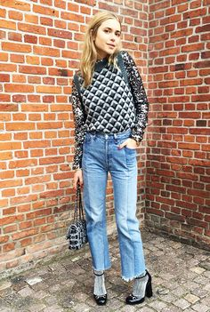 NYE Outfits You Already Have in Your Closet via @WhoWhatWear