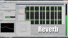 Reverb Effekt Hörbeispiel Adobe Audition Sprachaufnahme