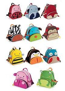 Cute Cartoon Kids Boy Girl's Backpack Zoo Animal Book School Bags Shoulder Bags   eBay