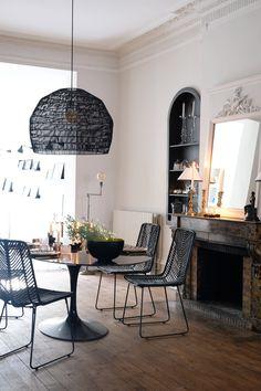 MAISON DE VILLE 2 - La maison poétique Home Interior Design, Interior Styling, Ideas Hogar, Interiores Design, Bedroom Furniture, Furniture Ideas, Home Accessories, Living Spaces, Ikea
