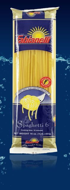 Spaghetti - They will meet their sauce, that one able to bring out the best flavor and consistency