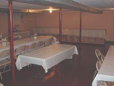 fellowship hall - church basement