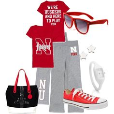 HUSKERS BABY!!! = )