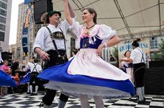 Where: Cincinnati, Ohio  When: September 18-20, 2015 What to expect: Experience southwest Ohio's rich German heritage with authentic food, music, and beer at the largest Okotberfest celebration in the U.S. For more information, visit oktoberfestzinzinnati.com.