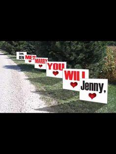 Ideas For Surprise Wedding Proposals