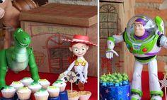 TUDO PRA SUA FESTA: Decoração para festa de aniversário infantil Tema Toy Story