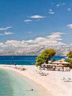 Najpiękniejsze plaże świata, fot. fotolia Makarska, Chorwacja