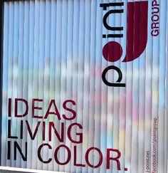 """J-Point Group: Билбордът е на пръв поглед стандартен като размери, но се отличава от другите с динамичното си изображение. Използвани са две картини, които се променят, за да се получи т.нар. """"флип"""" ефект. Neon Signs, Group, Prints, Color, Colour, Colors"""