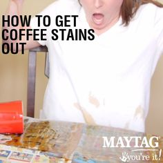 1000 images about how to get rid of coffee stains on for How to get a coffee stain out of a shirt