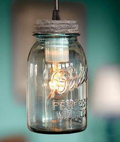 アンティークな瓶を使ったDIY照明 : これが手作り!?目を疑うおしゃれな照明 - NAVER まとめ