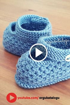 Let& learn together your own fashion accessories, basic and other creative points, techniques and tips to learn or develop the art of crochet and kni. Crochet Girls Dress Pattern, Baby Booties Knitting Pattern, Baby Knitting Patterns, Knitted Baby Boots, Crochet Baby Shoes, Crochet Baby Booties, Easy Beginner Crochet Patterns, Crochet Sandals, Toddler Boots