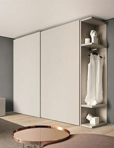 Wardrobe Door Designs, Wardrobe Design Bedroom, Room Design Bedroom, Room Ideas Bedroom, Closet Designs, Home Room Design, Closet Bedroom, Home Decor Bedroom, Dressing Room Design