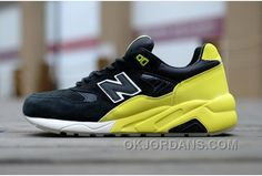 size 40 305fb 93947 New Balance 580 Women Black Yellow Kf5K2, Price   57.00 - Jordan Shoes - Michael  Jordan Shoes - Air Jordans - Jordans Shoes