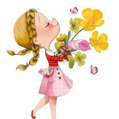 """""""A vida é tão amorosamente surpreendente que, às vezes, no auge da nossa tristeza, ela aparece com um presente que faz diminuir o tamanho todo da nossa dor. Ele não cura, mas a gente lembra que a oportunidade de viver é algo bem maior, bem mais precioso, bem mais bonito, enquanto o desembrulha.""""_Ana Jácomo// Trouxe flores para você!!! #bomdia #gratidão #fé #TenhaCalma #Tenhafé #TudoPassa"""