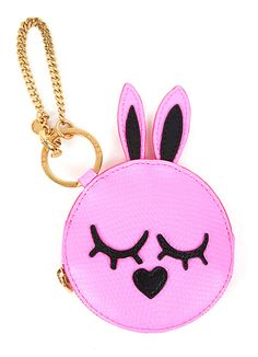 For Her:   Marc by Marc Jacobs Coin Case  $58, marcjacobs.com for stores