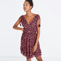 Ulla Johnson™ Noelle Floral Dress : day-to-night dresses | Madewell