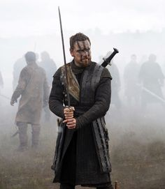 Macbeth Ahhhhh! It's coming!  #MichaelFassbender #MacbethMovie2015