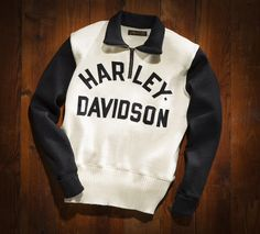 HARLEY-DAVIDSON MUSEUM SHOP Race Sweater