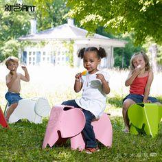 Elephant Stool creative mode casual enfants meubles IKEA petite chaise en plastique de selles changer ses chaussures directe spéciale(China (Mainland))