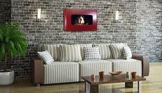 Botticelli il biocamino da appendere Outdoor Sofa, Outdoor Furniture, Outdoor Decor, Couch, Design, Home Decor, Outdoor Couch, Settee, Room Decor