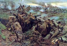 The Canadians at Ypres 1915 This depicts the Princess Patricias Canadian Light Infantry at Bellewaerde Ridge on May cm) Fine Art Print Framed, Poster, Canvas Prints, Puzzles, Photo Gifts and Wall Art Military Art, Military History, First Battle Of Ypres, Ww1 Art, Ww1 Soldiers, Military Drawings, World War One, Commonwealth, Fine Art Prints