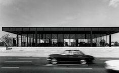 Neue Nationalgalerie Berlin Mies van der Rohe 4