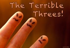 The Terrible Threes!