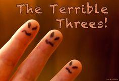 The Terrible Threes!